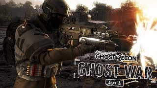 Ghost Recon Wildlands PVP | Prestige 1 Level 38 | Ranking Up & Playing with Assassin Late Night