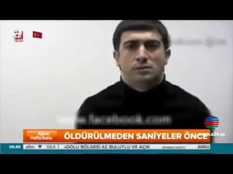 Rövşən Lənkəranski ölümünden 30 saniye qabaq