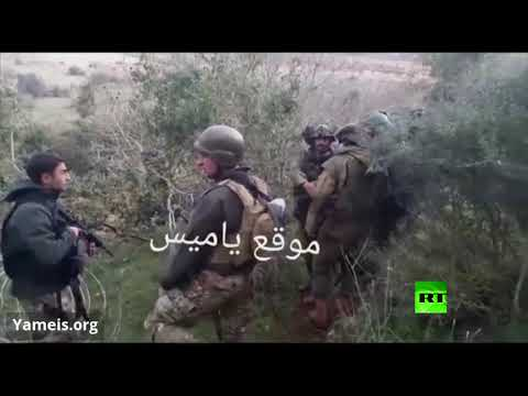 شاهد: ضابط لبناني يشهر سلاحه بوجه قوة إسرائيلية ويجبرها على التراجع إلى خلف الحدود  - نشر قبل 3 ساعة