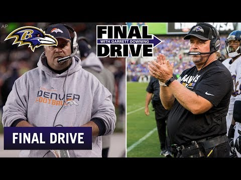 Wink Martindale Not Putting Extra Emphasis Into Facing His Old Team  Ravens Final Drive