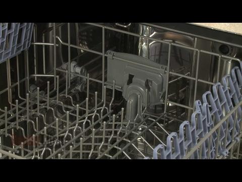 Upper Spray Arm Manifold Adapter - Whirlpool Dishwasher Repair Model #WDF550SAFS