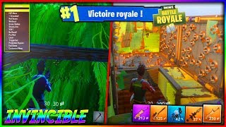 I HACKER FORTNITE! INVINCIBLE - LOOT CHEATEd! #Top1 - Fortnite Battle Royal