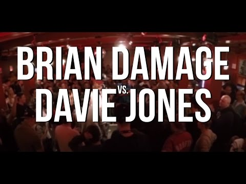 Brian Damage vs Davie Jones // DLTLLY RapBattle (Livin' HipHop Jam // München) // 2015