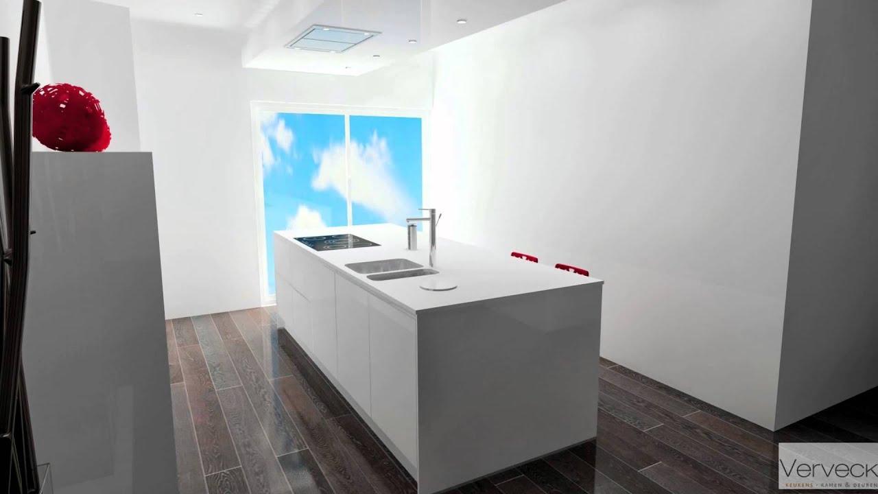Keuken in structuurlak youtube