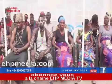 Bokoko ya  mboka na biso tolanda festival traditionnel de Kinshasa