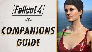 Fallout 4 - Companions Guide Basics