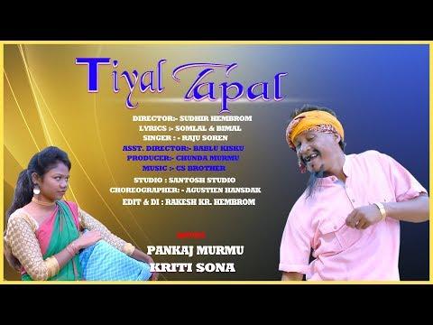 TIYAL TAPAL // RAJU SOREN // PANKAJ MURMU // NEW SANTHALI COMEDY VIDEO 2018
