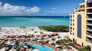 Top 10 Beachfront Hotels & Resorts for Summer in Aruba, Caribbean Sea