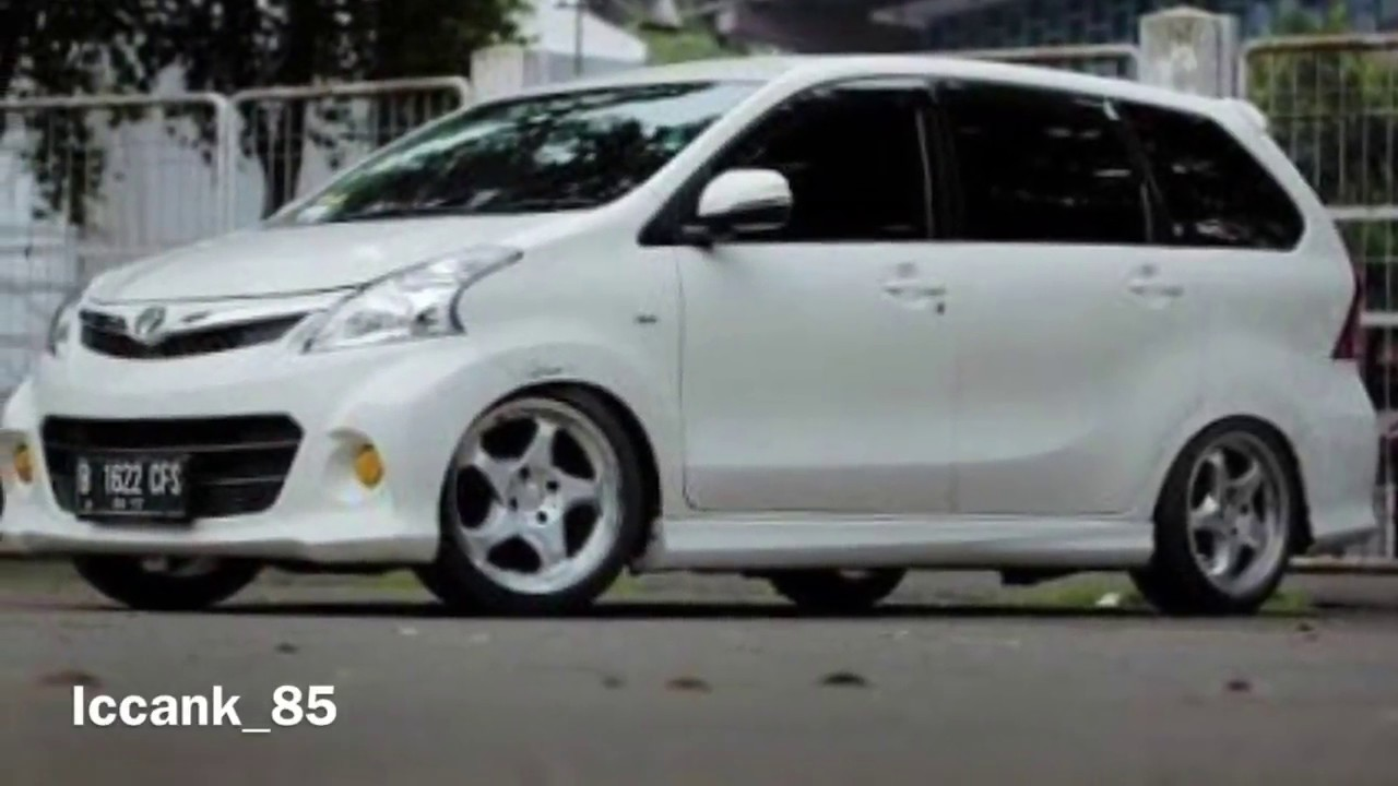 Velg Modifikasi Avanza Ring 16, Modifikasi Velg Avanza Keren, Velg Modifikasi Avanza Ring 16