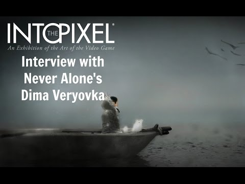 Into the Pixel Interview with Never Alone