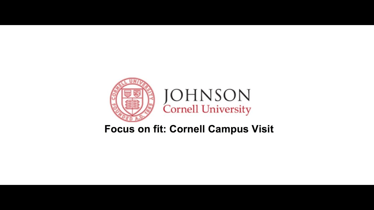 Cornell johnson mba essays