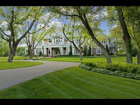 Absolutely Exquisite $6 Million English County Estate in Minnesota USA **MUST SEE**
