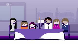Das jüdische Lichterfest Chanukka - logo! erklärt - ZDFtivi