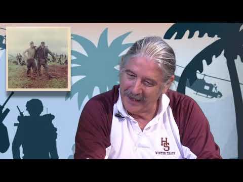 Bill Ehrhart - Poet Teacher Vietnam Marine War Veteran