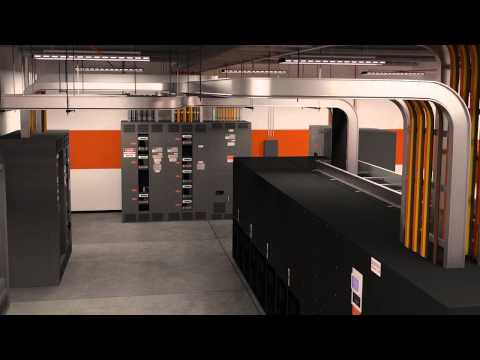 CyrusOne Data Centers - San Antonio II Virtual Tour