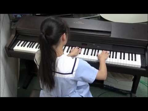 I Vow to Thee, My Country, Piano version arranged and performed by Kate Kwok