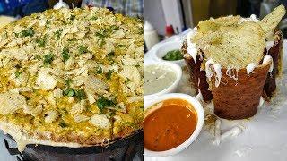 LAYS CHEESE MAYO DOSA | Aloo Tandoori Dosa | Indian Street Food