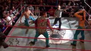 [$2.99 Match] Kevin Steen & Young Bucks vs. Biff Busick & Team TREMENDOUS - Beyond Wrestling