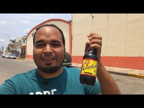 Aquí hacen el Refresco Tonicol en Sinaloa