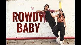 Rowdy Baby | The Crew Dance Company Choreography | Maari 2 n#RowdyBaby #Maari2 #Dhanush #SaiPallavi