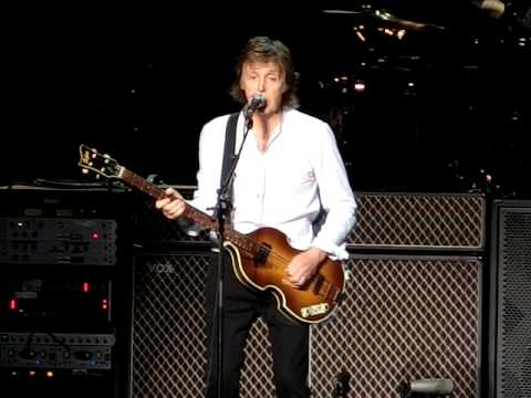 Paul McCartney「Another Girl 」 28th April 2015  Nippon Budokan ポール マッカートニー武道館アナザーガール