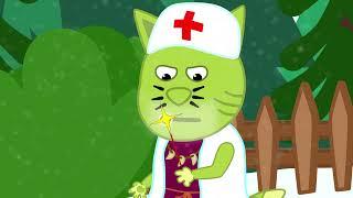 Mamá tiene boo boo! Fox Family Enfermarse español aventuras #603