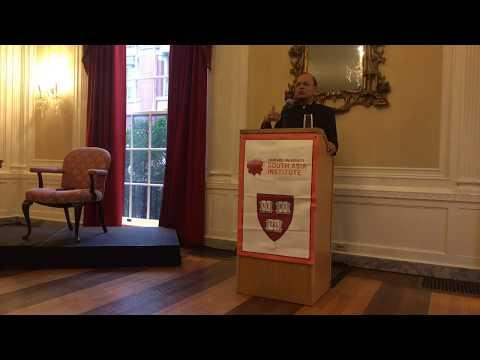 Mahindra Lecture 2017/18: Arun Jaitley