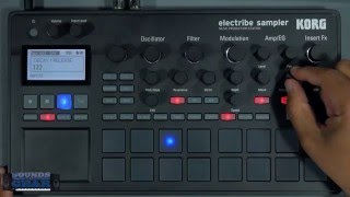 Review: KORG Electribe Sampler - SoundsAndGear.com