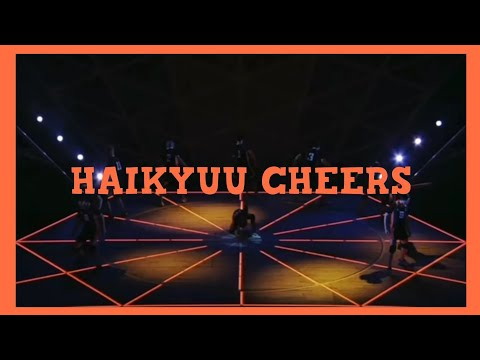 Haikyuu Cheers (Anime Vs Stage Play)