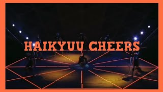 Download lagu Haikyuu Cheers (Anime vs Stage Play)