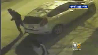 Chicago Police Search For Suspects Involved In South Loop Armed Robberies