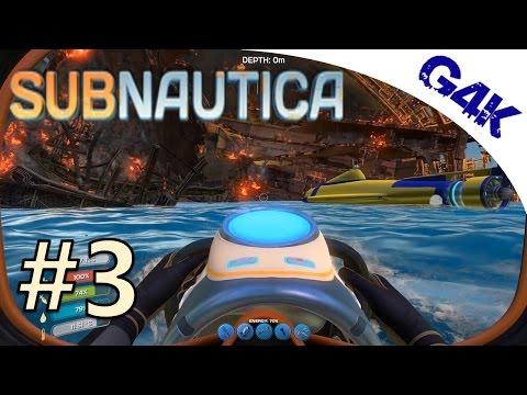 Rescue Mission | Subnautica Survival | Alterra Science Release | Part 3