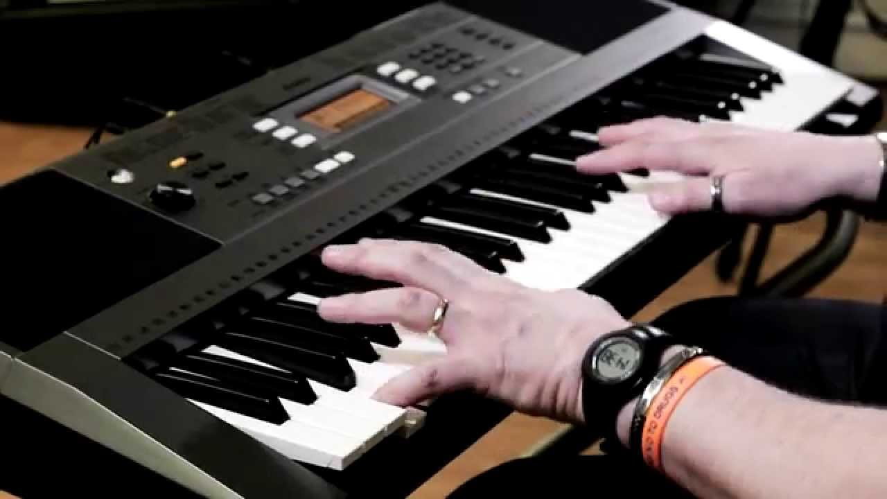 Yamaha psr e353 demo other voice by andrea girbaudo youtube for Yamaha credit application