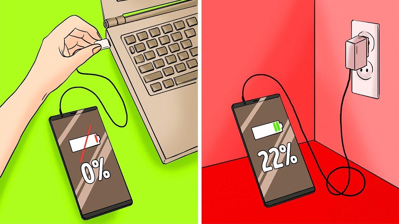 Telefonunuzu Şarj Ederken Yaptığınız 12 Hata
