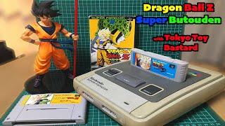 SUPER SAIYAN FAMICOM !!- Inebriated Imports  (DBZ Super Butouden 1 & 2 w/ Tokyo Toy Bastard)