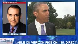 Malzberg | Mike Huckabee: Obama Should Tinker With 1st Amendment Instead Of 2nd