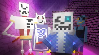Minecraft: UNDERTALE Mod Showcase!