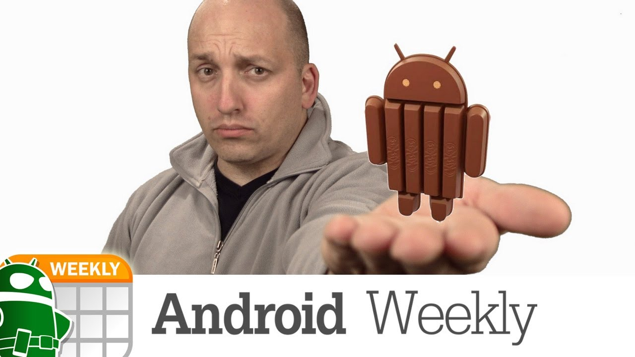 Android 4.4 update bonanza! Galaxy S5 64 bit? CyanogenMod Phone and more - Android Weekly!