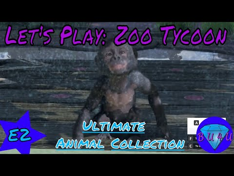 USA Alaska: Zoo Inspection - Zoo Tycoon: Ultimate Animal Collection | Campaign 2