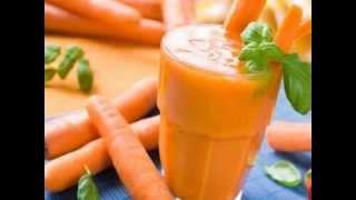 видео Морковный сок: польза и вред для печени. Свежевыжатый морковный сок: польза и вред
