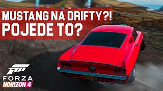 Mustang na Drifty?! Pojede to? | Gaming Boy #3
