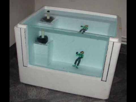 Diy build cheapest fishtank ever youtube for Cheap small fish tanks