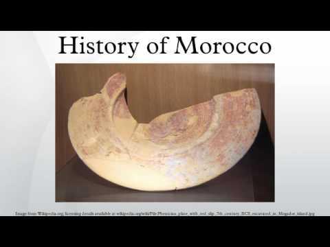 History of Morocco