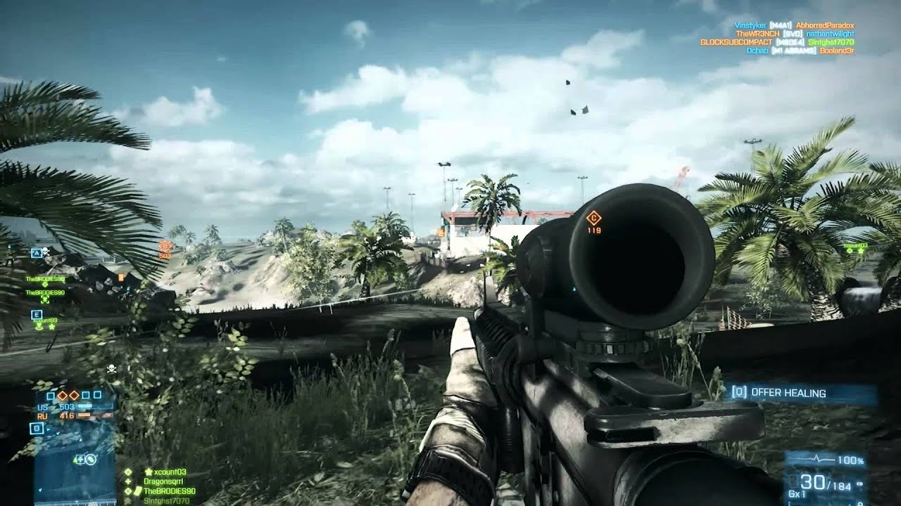 Re Can t play Battlefield 3 PC COOP