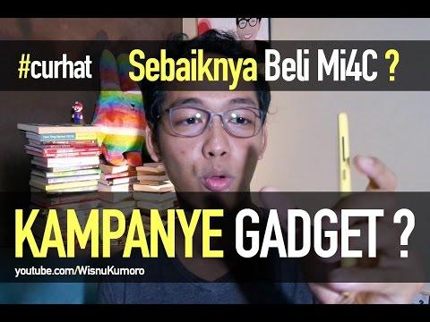 #Curhat Xiaomi Mi4C: Kenapa SEBAIKNYA Beli?