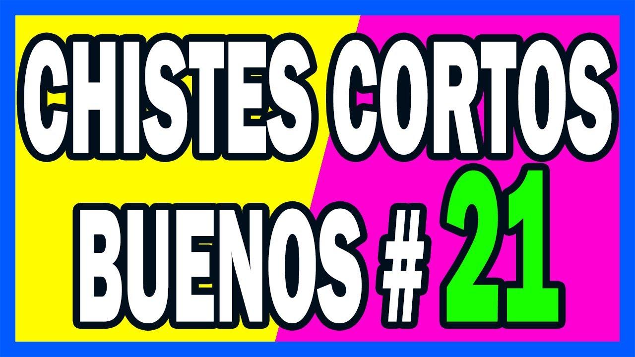 🤣 CHISTES CORTOS BUENOS # 21 🤣