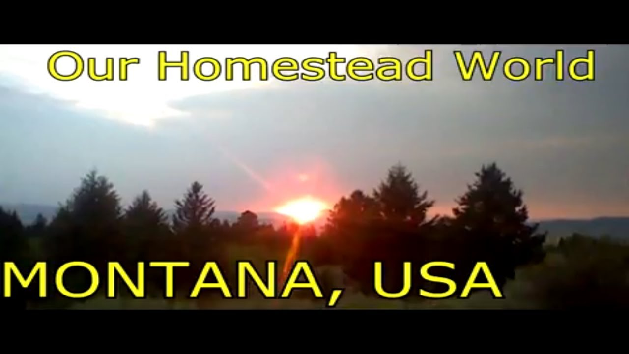 Download Our Homestead World, US, Montana