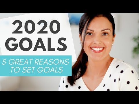 Why You Need To Set Crazy Goals for 2020