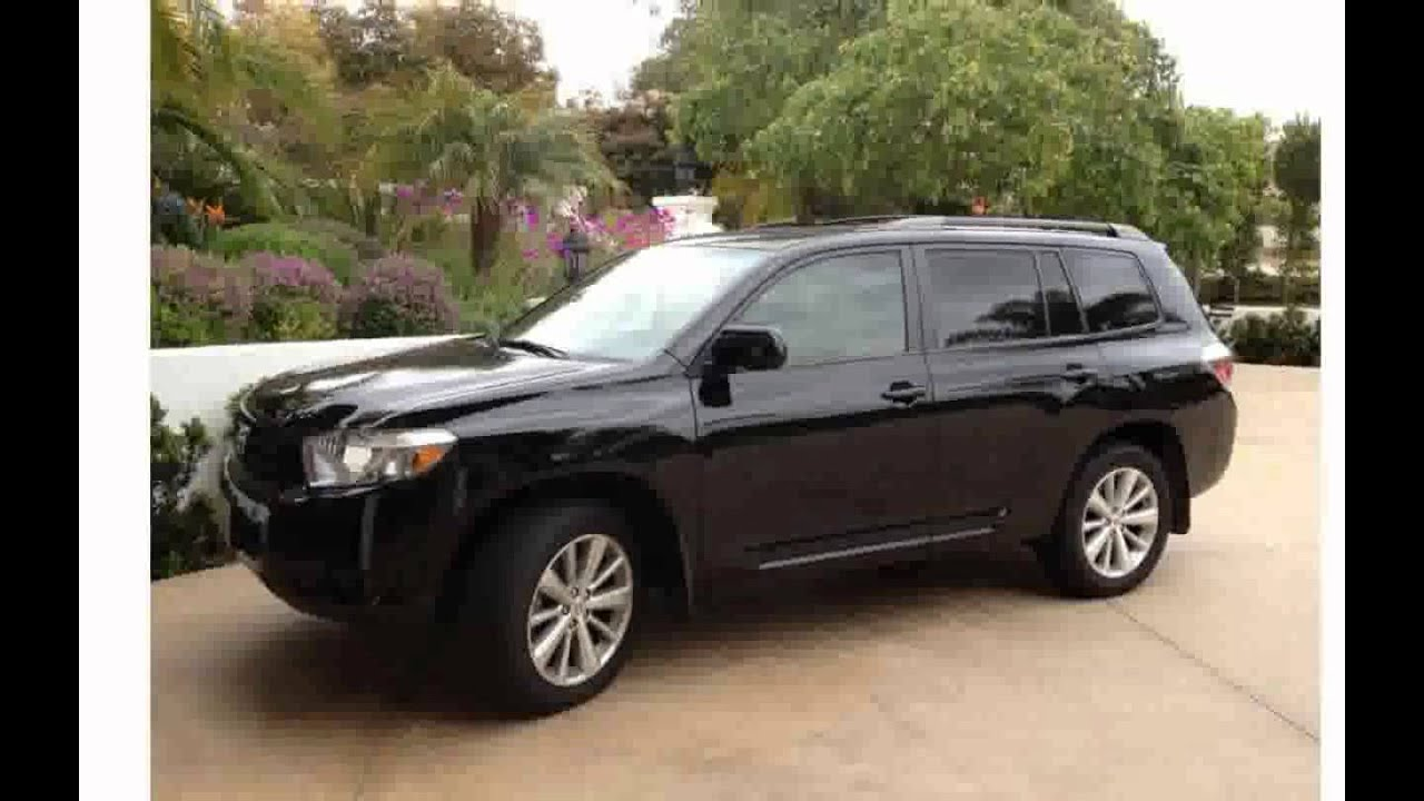 Lovely 2008 Toyota Highlander [Hybrid]