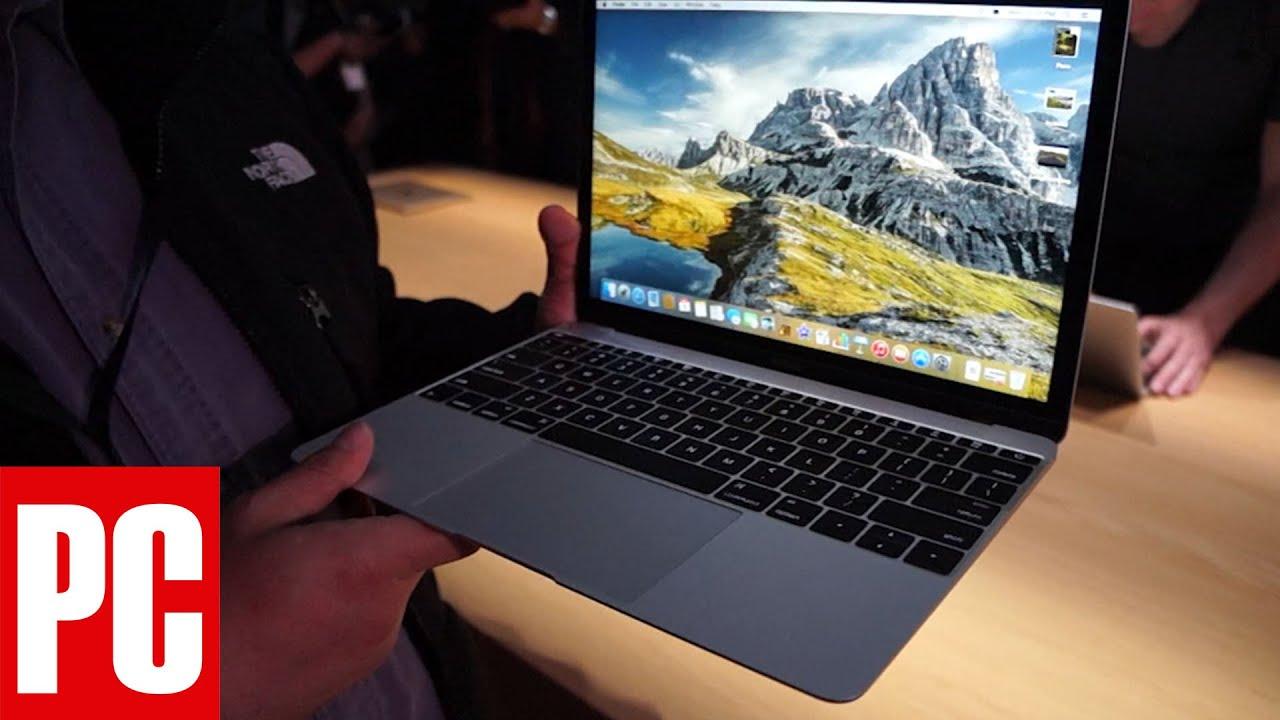 Apple MacBook vs  Chromebook Pixel: USB-C Laptops Compared